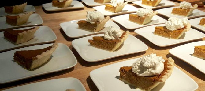 Friendsgiving with Whole Foods Market Seattle & Hot Stove Society