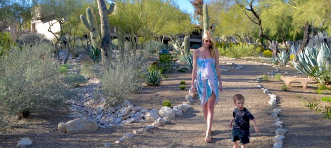 Babymooning in Tucson…